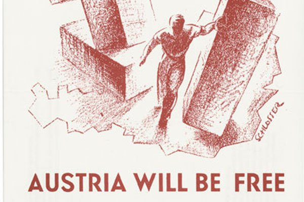 'Austria Shall be free' by W. Schlosser