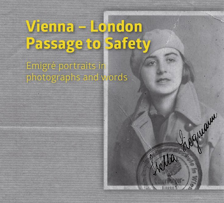 Vienna - London: Passage to Safety book cover