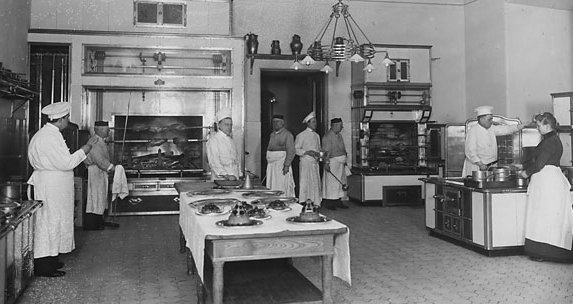 Hofburg kitchen, Photo © BUNDESIMMOBILIENVERWALTUNG/ LAMMERHUBER