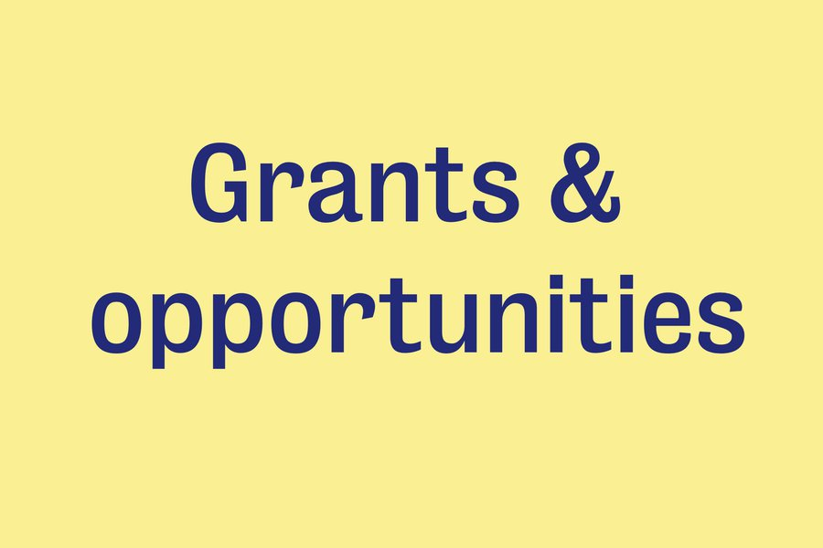 Grants and opportunities header2