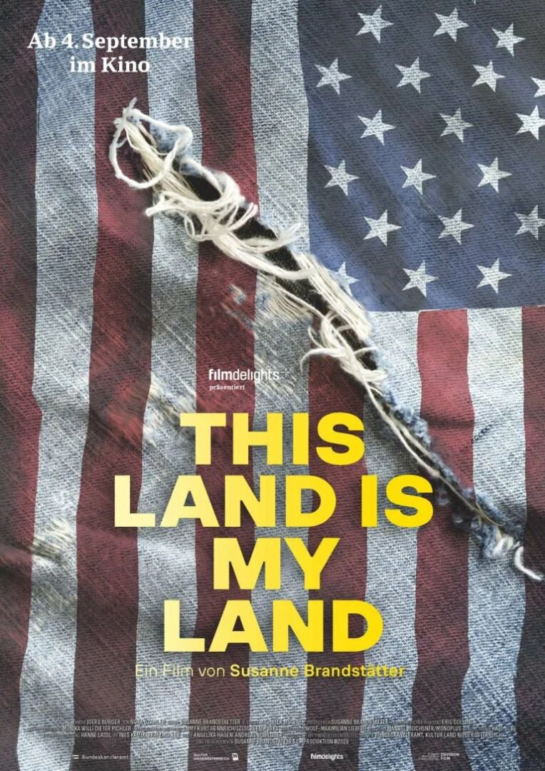 This land is my land poster